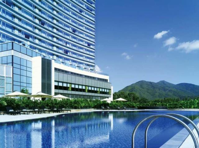 香港沙田凯悦酒店
