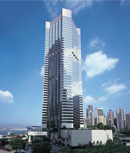 香港万豪酒店