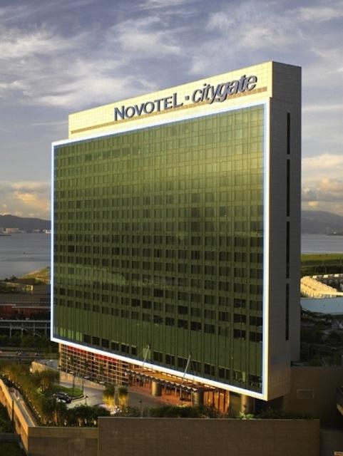 諾富特东会城酒店
